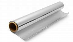 Household aluminum foil rolls