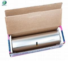 Jumbo rolls aluminum foil for catering