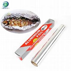 Besty food package aluminum foil rolls