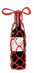 OEM ODM Silicone Wine Bag Holder