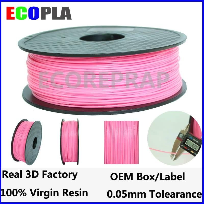 pink color 1.75 filament pla 1.75 pla filament 2