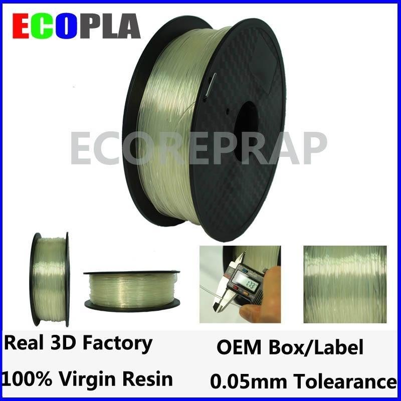 made in china high quality 0.5kg 1kg 5kg imprimante 3d printers filament 1