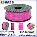 DIY printer 3d filament abs