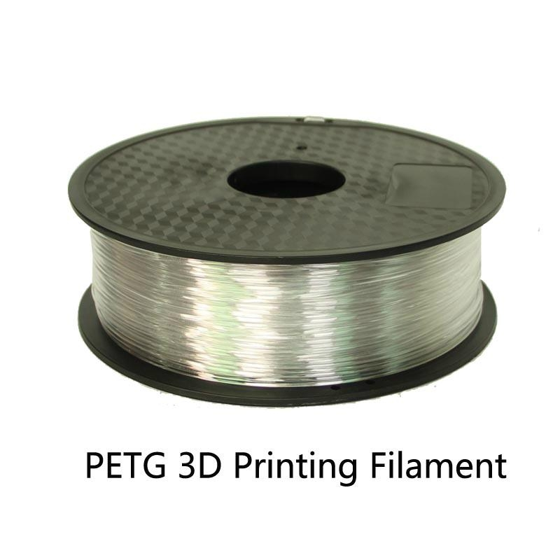 high quality 1.75mm 3.00mm T-Glase PETG Filament 2