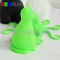 1.75mm 3 mm transparent tpu filament 3d printer filament 2