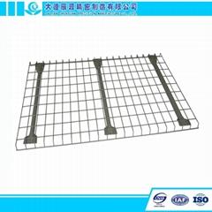 Galvanized Steel Mesh Shelf Wire Deck for Pallet Rack