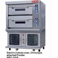 WEC-2Y   P(electric 2 Decks Oven