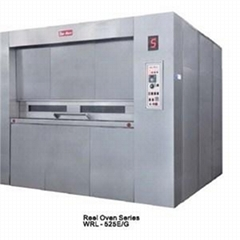 Electric Reel Oven WRL-525E