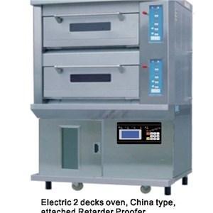 WEC-2Y   PR(electric 2 Decks Oven   Retarder Proofer) 1