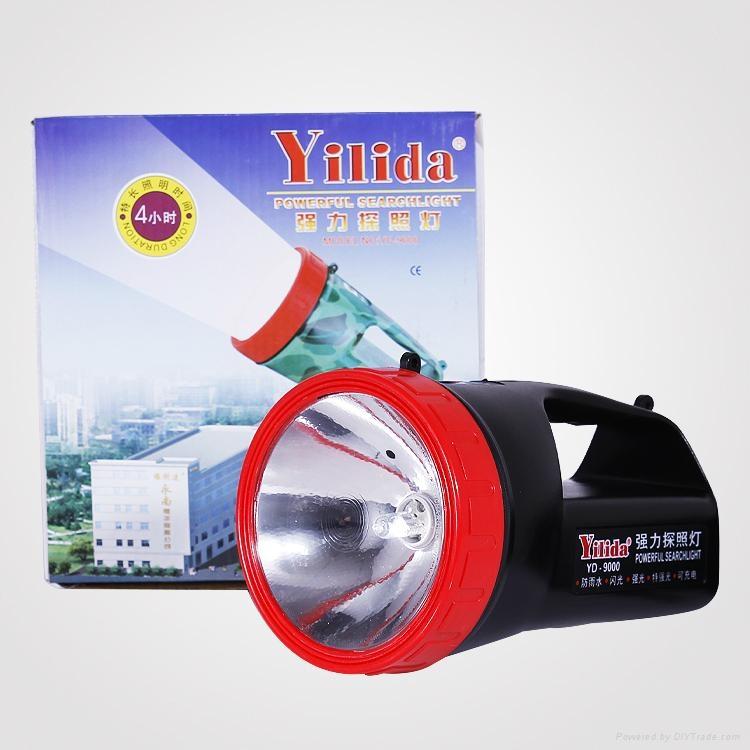 廠家直銷  強光探照燈 YD-9000 2