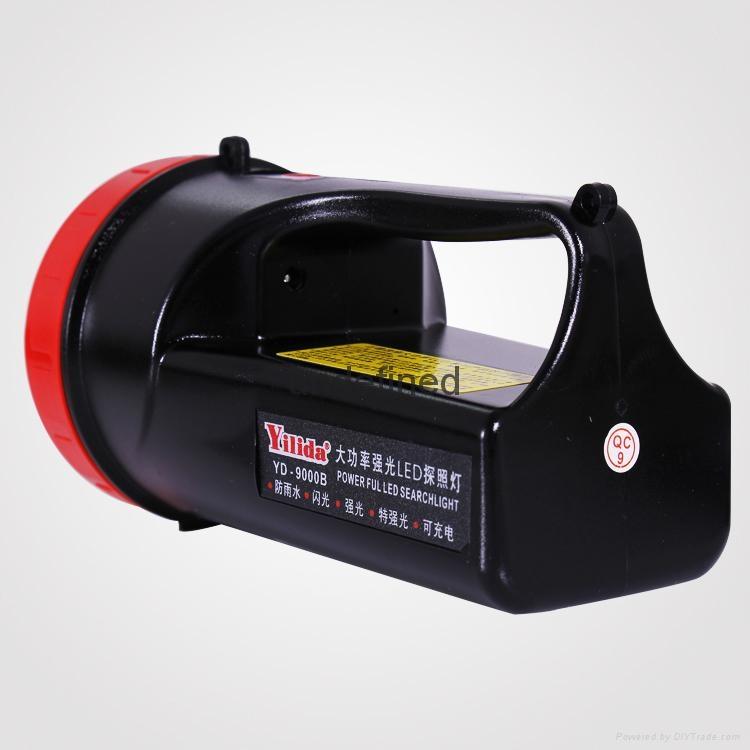 廠家直銷  強光探照燈 YD-9000B 2
