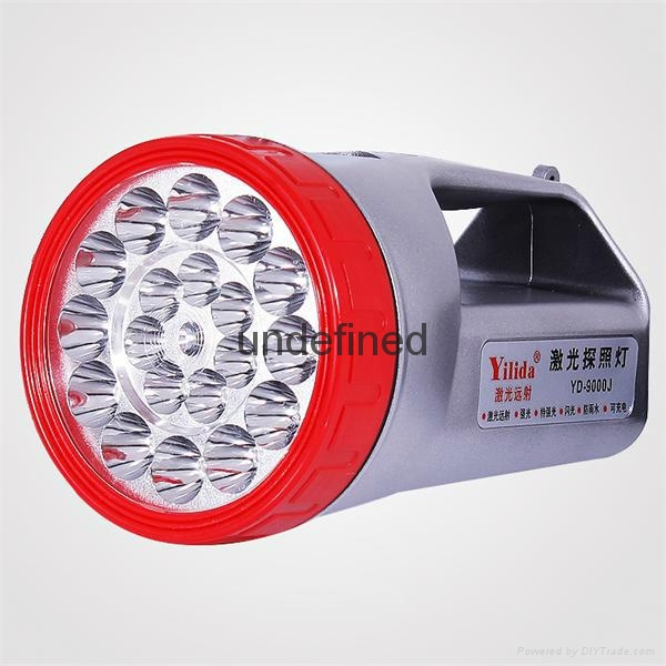 廠家直銷  強光探照燈 YD-9000J 1