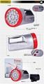 廠家直銷  強光探照燈 YD-9000J 5