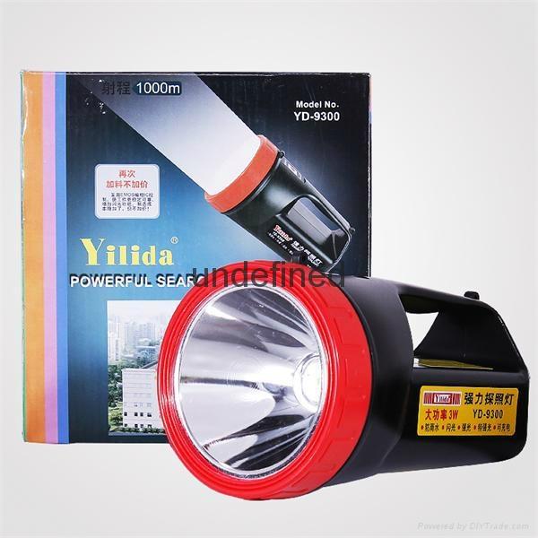 廠家直銷 強光探照燈 YD-9300 1