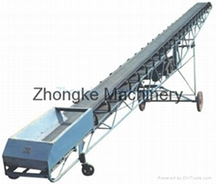 Zhongke Brand New Mini Rubber Belt Conveyor in Good Price