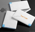 2600mAh Hot Ultra Thin Credit Card Power