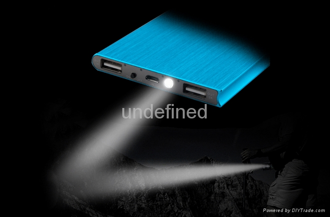 20000mAh Polymer Battery Charger Power Bank For Mobile Phone 1