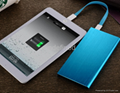 20000mAh Polymer Battery Charger Power Bank For Mobile Phone 5