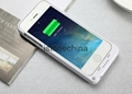 External Backup Battery Charger Power Case For iPhone 5/5s