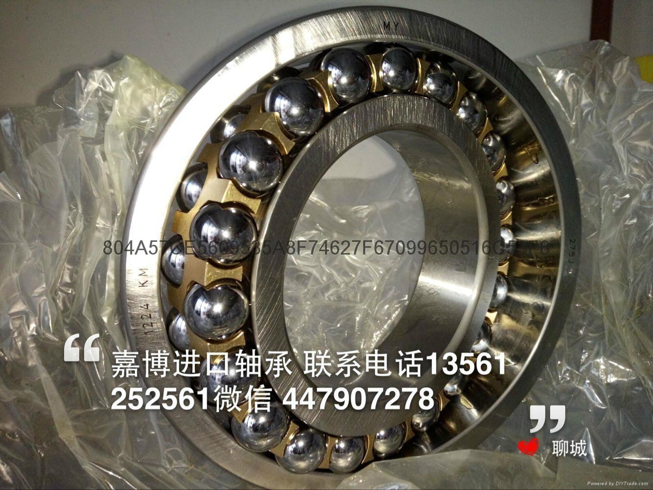 SKF1224KM調心球進口軸承 1