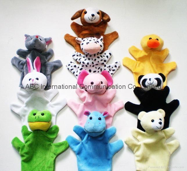 The Chinese zodiac animal puppets 4