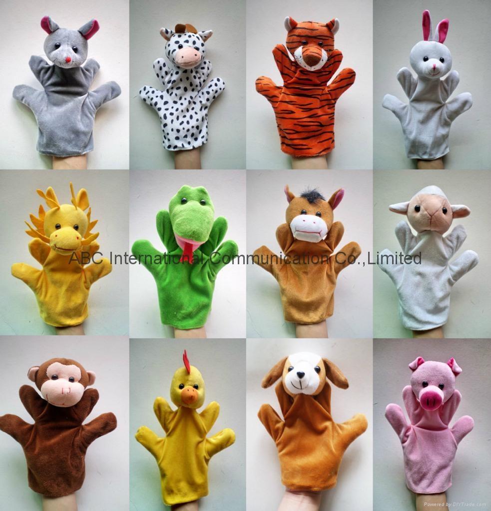 The Chinese zodiac animal puppets 3