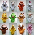 The Chinese zodiac animal puppets