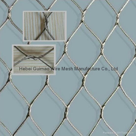 鋼絲繩網 3