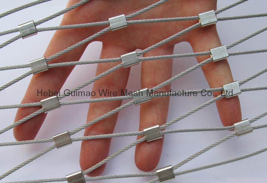 鋼絲繩網 5