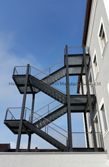 Stainless steel wire mesh for stairs railing