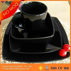 European household goods wholesale ceramic tableware