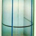Luxury Sightseeing Elevator With Round