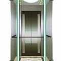 Hotel Panoramic Elevator