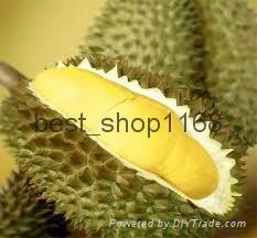 Durian Paste (50g.) Amazing Thai Fruit Snack Durian Monthong Premium