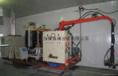 蓬萊吉騰聚氨酯高壓發泡機