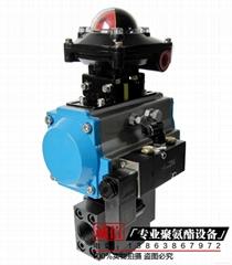 供應聚氨酯發泡機氣動高低壓切換閥