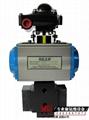 供應聚氨酯發泡機氣動高低壓切換閥 3