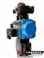 供應聚氨酯發泡機氣動高低壓切換閥 4