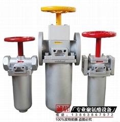 聚氨酯DN65(80)自清洁过滤器