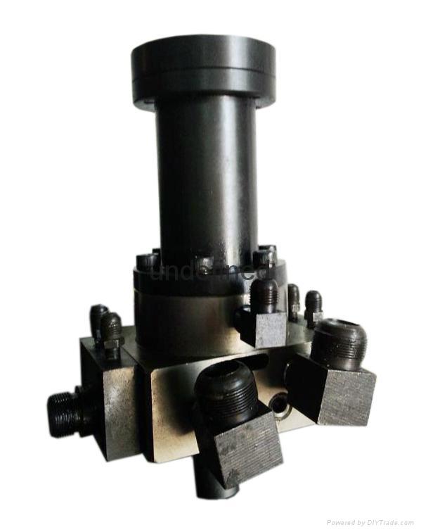 廠家直銷直線型高壓混合頭 發泡機混合頭 2