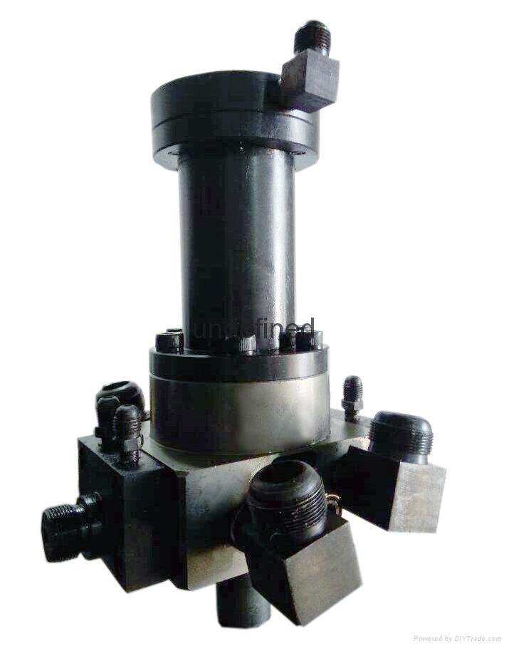 廠家直銷直線型高壓混合頭 發泡機混合頭 4