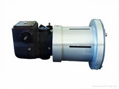 蓬莱吉腾聚氨酯耐高温磁力联轴器