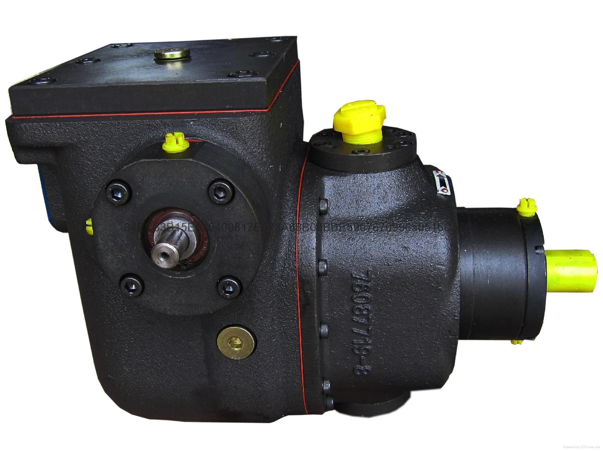 供應聚氨酯力士樂高壓計量泵 5
