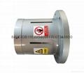 蓬萊吉騰聚氨酯耐高溫磁力聯軸器  3
