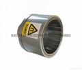 蓬萊吉騰聚氨酯耐高溫磁力聯軸器  4