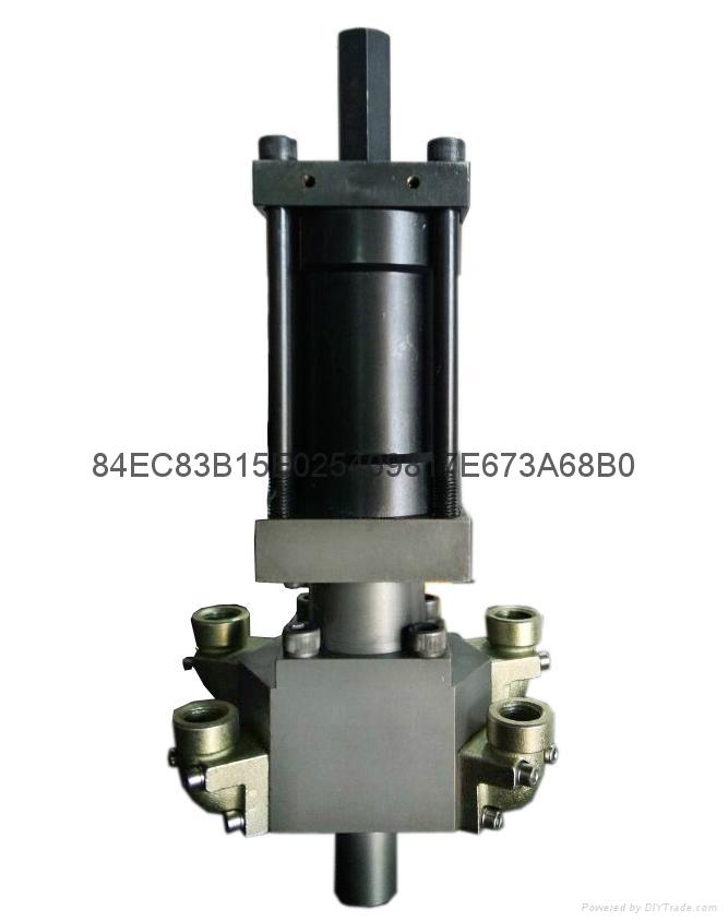 廠家直銷直線型高壓混合頭 發泡機混合頭 5