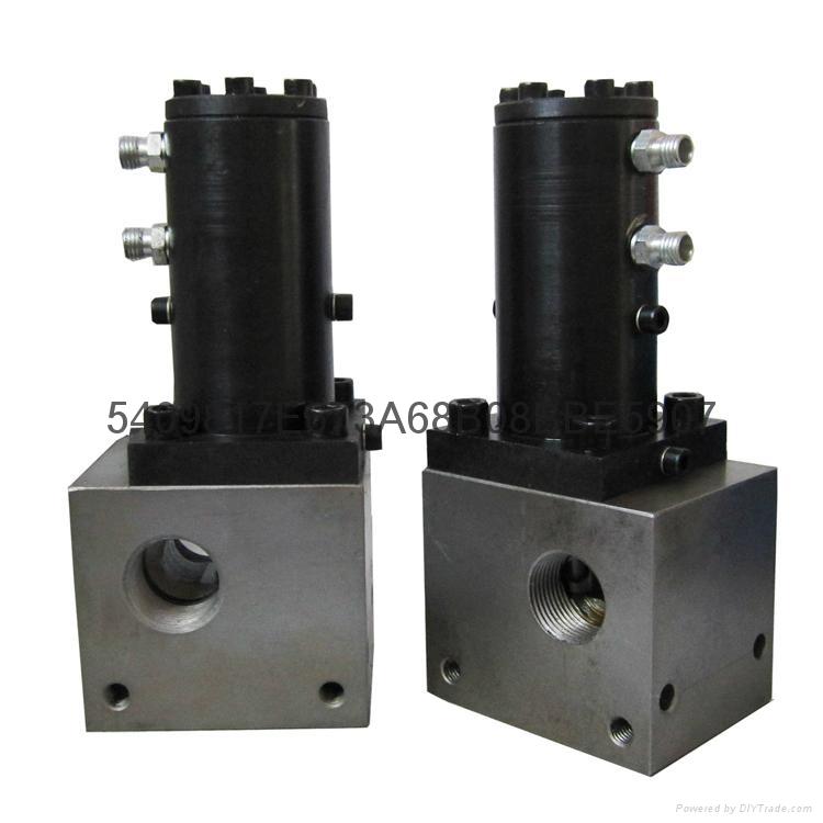 聚氨酯液壓高低壓切換閥 發泡機專用液壓KK閥  5