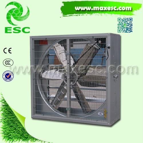 Industrial Wall Mounted Roof Portable Hot Air Exhaust Fan 3