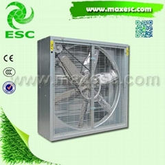 Wall Mounted Roof Portable industrial Hot Air Exhaust Fan