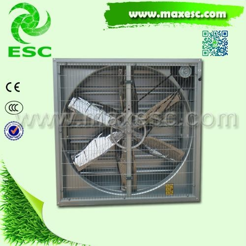 Wall Mounted Roof Portable industrial Hot Air Exhaust Fan 2
